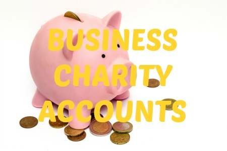 Business Charity Accounts