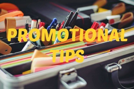 Promotional tips